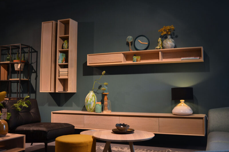 hangend design tv-dressoir