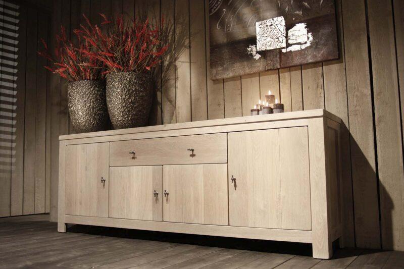 modern eiken dressoir