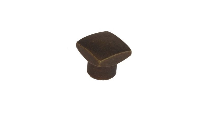 kleine knop brons antiek
