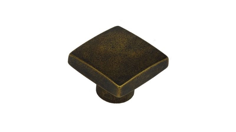 knop brons antiek