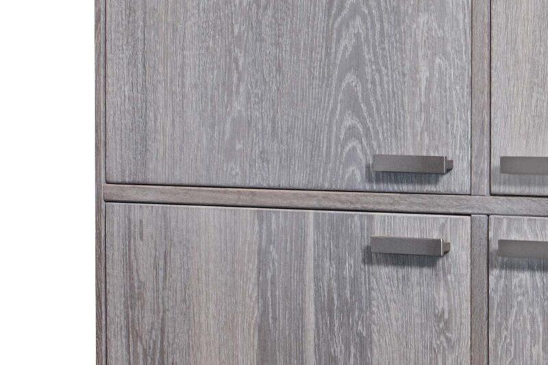 massief eiken deur