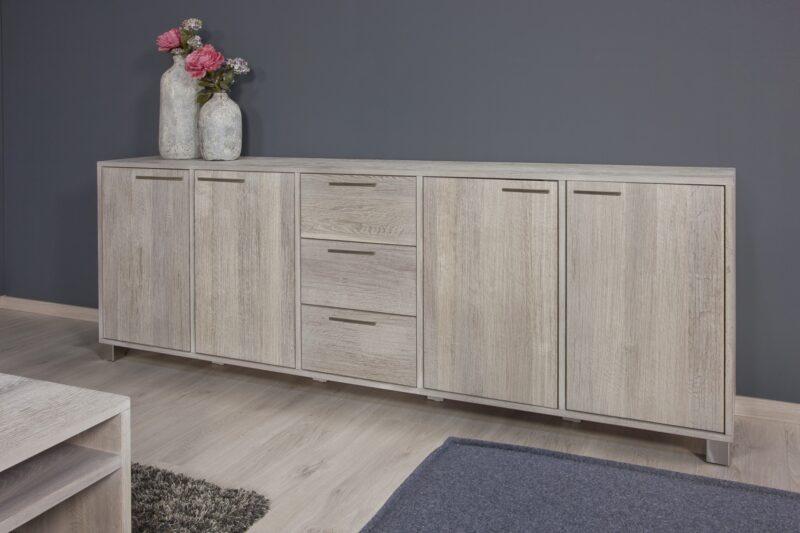 moderne houten dressoir