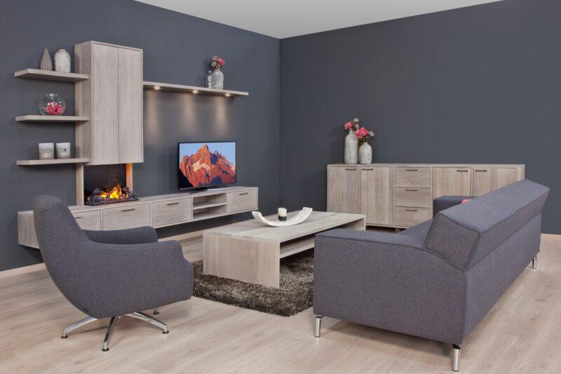 moderne eiken meubelen