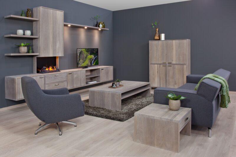 strakke moderne meubelen