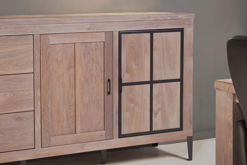 houten paneeldeur