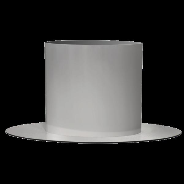 RVS <span>ovale poot B 70 x H 75 cm</span>
