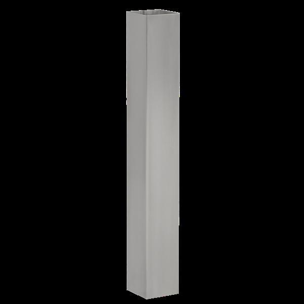 RVS <span>rechte poot 10 x 10 cm</span>