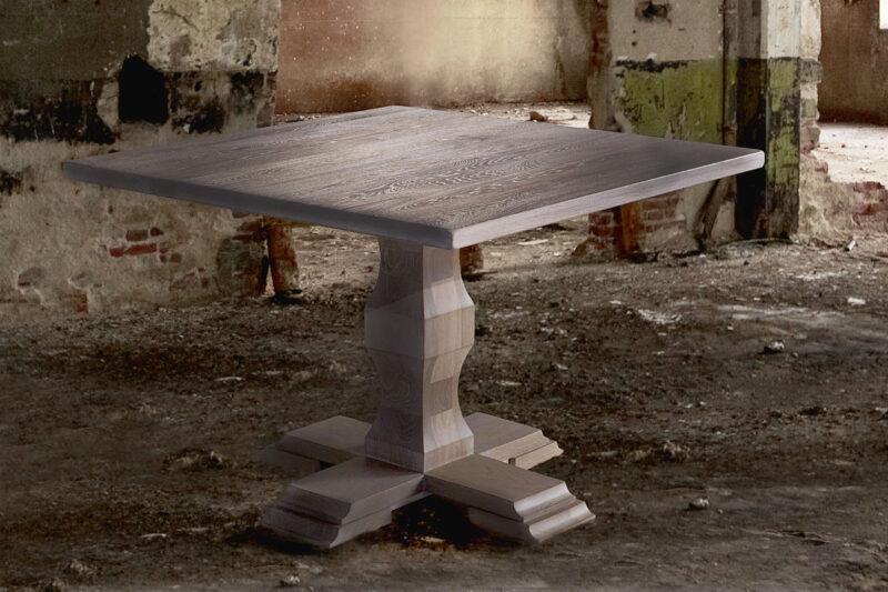 vierkante kloostertafel