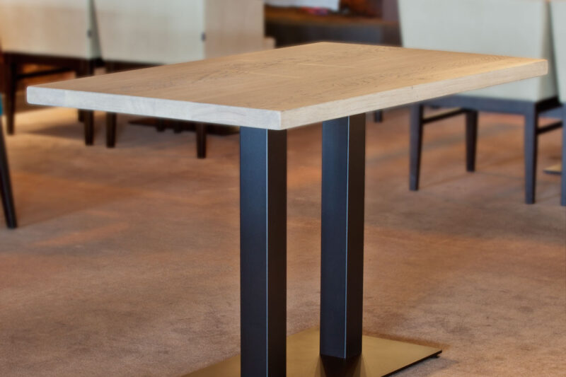 moderne tafel restaurant