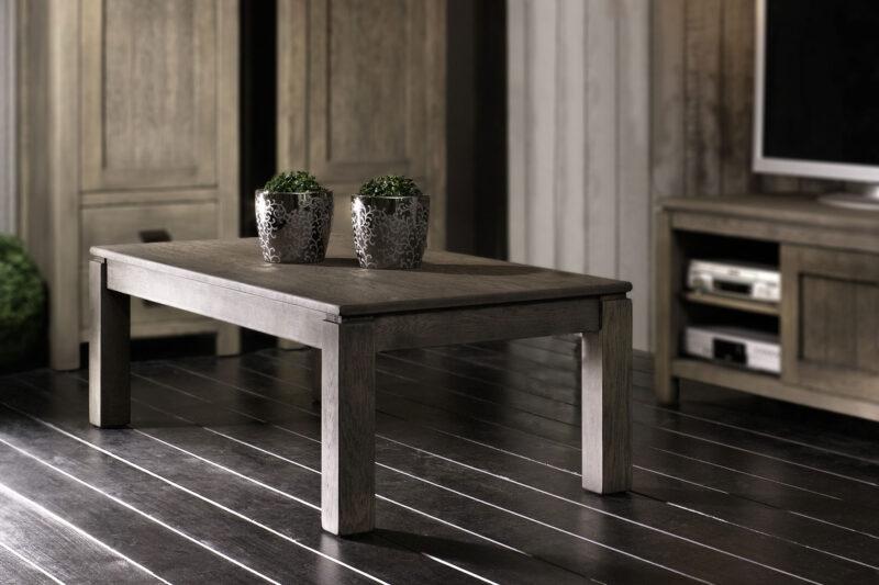eenvoudige salontafel
