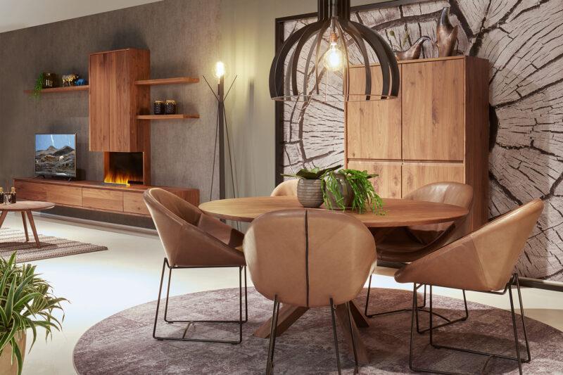 notenhout design meubelen